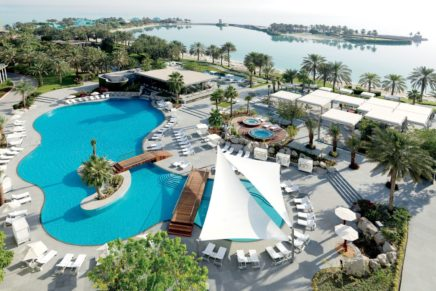 Bahrain's Ritz-Carlton launches a new package for families