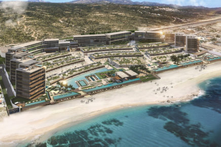 Marriott's Luxury Collection Solaz Los Cabos to open in June