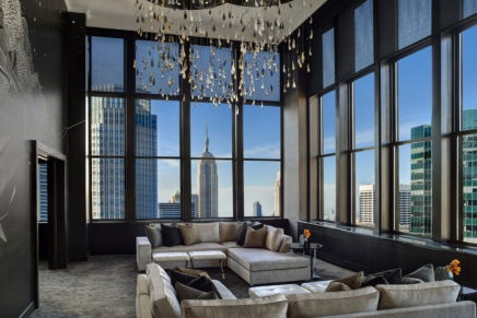 Lotte New York Palace accomplishes splendid feat three years after rebranding
