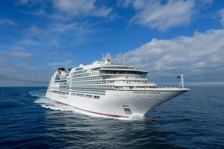 Seabourn Ovation successfully completes final sea trials
