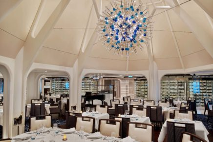 Seabourn to offer wealth of culinary options aboard Ovation from Spring