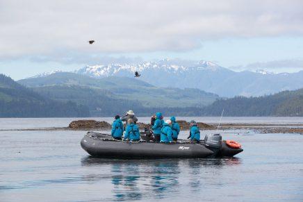Seabourn's 2018 Alaska/British Columbia season adds expedition team