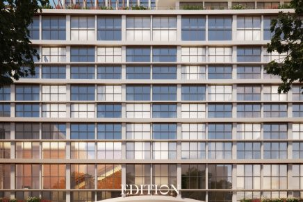 Strategic Property Partners, LLC announces plans to open an EDITION Hotel in Tampa