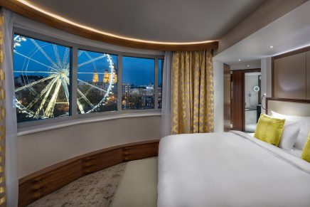 Kempinski Hotel Corvinus Budapest receives facelift