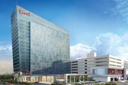The Cordish Companies' Live! Casino & Hotel, Power Plant and Power Plant Live! bag awards