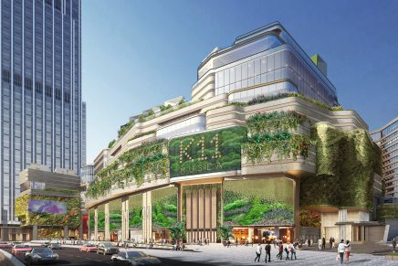 "New flagship museum-retail complex ""K11 MUSEA"" announced in Hong Kong"
