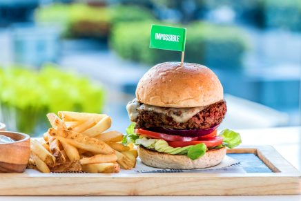 Impossible Foods checks in to Hong Kong hotels