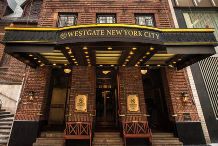 Westgate Resorts acquires Midtown Manhattan Hotel and rebrands it Westgate New York City