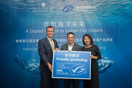 Shangri-La Hotels launches sustainable seafood initiative