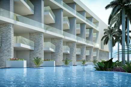 Palladium Hotel Group adds new ice treat to selection at Costa Mujeres