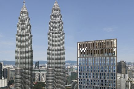 W Hotels debuts in Malaysia with the opening of W Kuala Lumpur