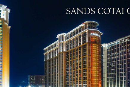 Las Vegas Sands to build wellness kits for community preparedness