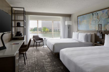 Dallas Marriott Las Colinas completes Phase I of multi-million dollar renovation