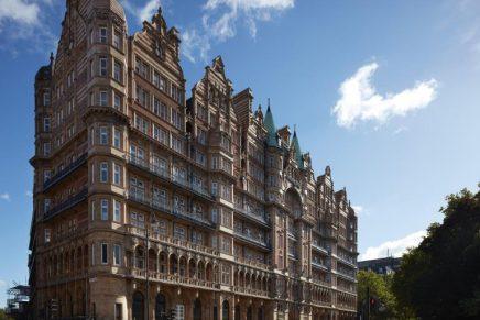 IHG becomes UK's leading luxury hotel operator