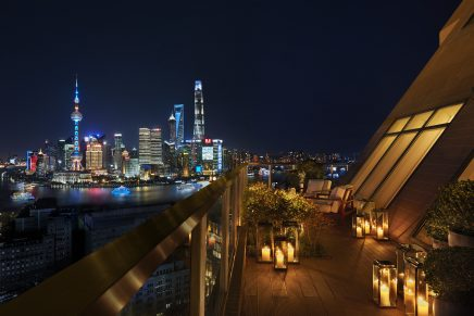 The Shanghai EDITION opens eyeing new generation of luxury