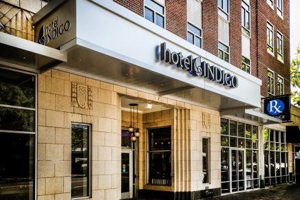 Marshall Hotels & Resorts announces grand opening of 63-room Hotel Indigo Birmingham five points S-UAB