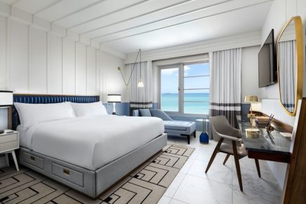 Cadillac Hotel & Beach Club opens