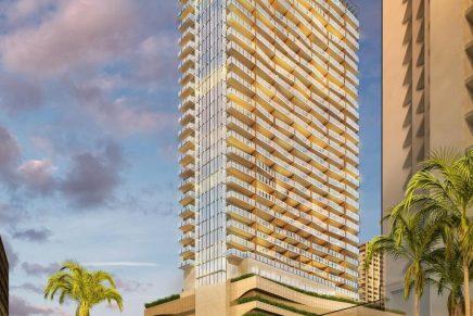 Hilton Grand Vacations announces new development in Waikiki
