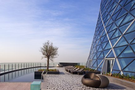 Andaz Capital Gate Abu Dhabi opens doors in the Middle East