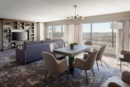 Phoenix Airport Marriott completes facelift phase I