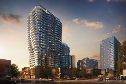 "Fortress Development unveils new details about Two-Tower ""Avenue Bellevue"""