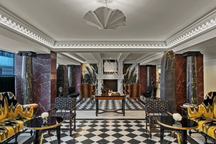 The Luxury Collection announces opening Hôtel de Berri in Paris