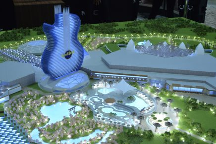 Hard Rock International unveils full-scale concept in Japan