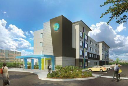 Tru by Hilton breaks ground in Columbia