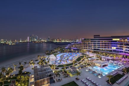 W Dubai – The Palm opens in the Middle East