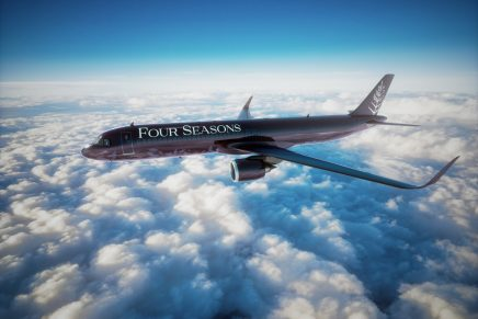 Four Seasons Announces 2021 Itineraries Aboard All-New Private Jet