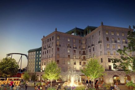 NCC signs contract for Liseberg's new destination hotel in Sweden