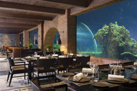 Kempinski Bali Launches Aquarium Dining