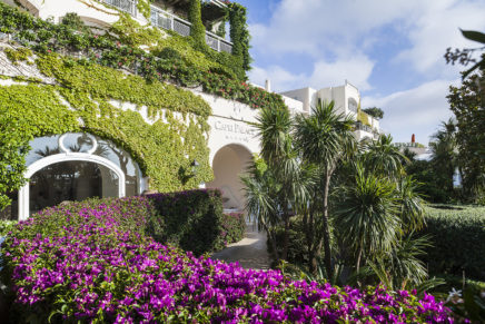 Jumeirah Adds Capri Palace in Italy