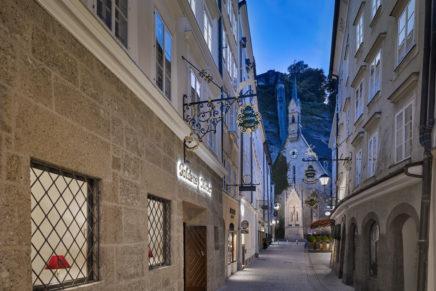 Hotel Goldener Hirsch in Salzburg Gets Facelift