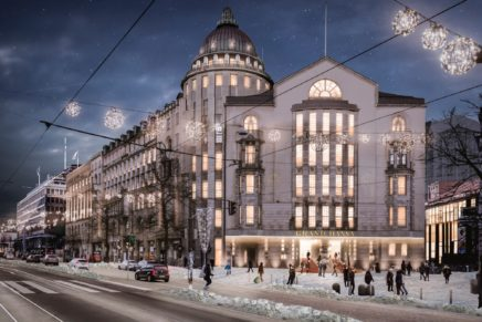 Hyatt Plans First Property in Finland