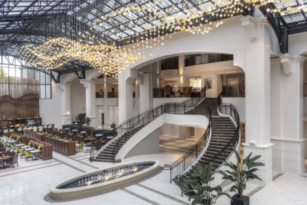 Château Élan Completes USD 25 mln Renovation