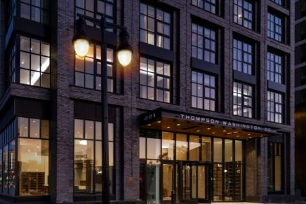 Geolo Sells New Thompson Hotel to Union Investment